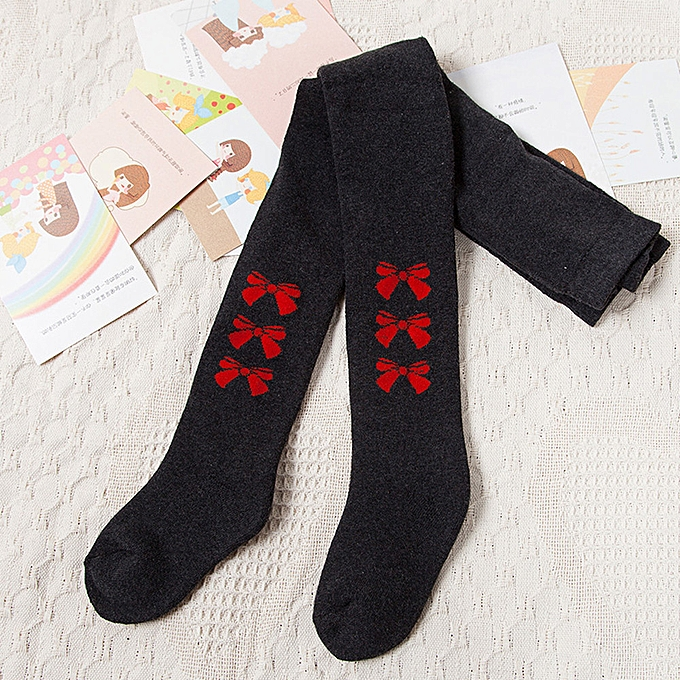 25fe594b555 Braveayong Soft Cotton Children Butterfly Socks Casual School Girls Kids Knee  Socks DG 20 -