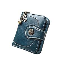 Ladies Purse Wallet blue