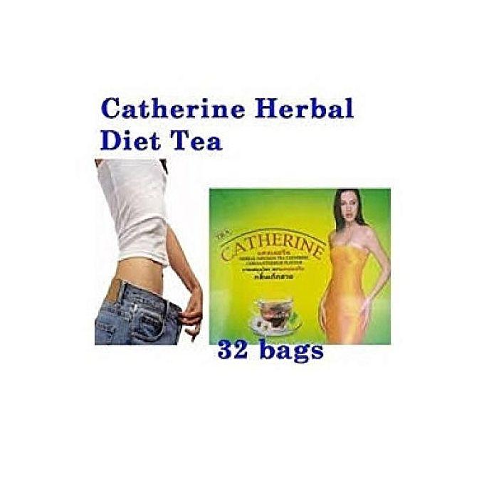 Infinity Catherine Slimming Herbal Tea - 32 Sachets | Buy ...