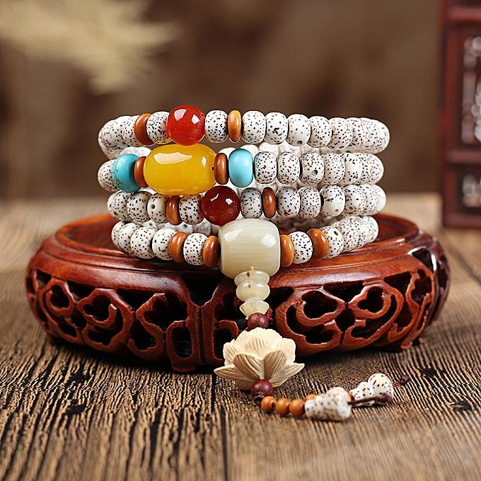 Natural seed star month bodhi in Hainan Buddhist prayer bead