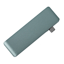 Type-C3.1 Turn HUB Transmission Card Reader Support For MACBOOK Charging