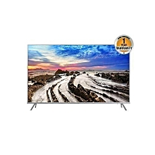 "UA55NU7100K - 55"" - Smart UHD 4K LED TV - Black"