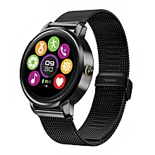 KALOAD M88H Smart Bluetooth Music Watch Pedometer Heart Rate Monitor  Remote Camera for Android IOS