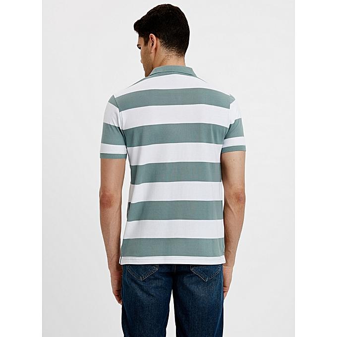 e863e24d8f LC Waikiki Green Fashionable Standard Short Sleeve T-Shirt   Best Price