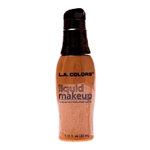 Liquid Makeup - Tan - 33 ml