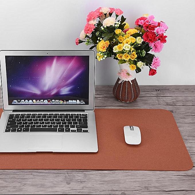 ... 68x33cm Felts Table Mouse Pad Office Desk Laptop Mat Anti-static Computer PC Pads ...