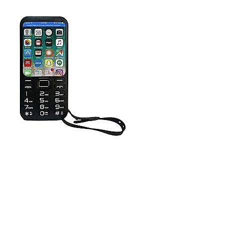 "1000 -  2.8""-3 MP - 20,000mAh Battery - BT Music Property - Powerbank Feature - inbuilt Bluetooth Speaker - Black"