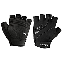 SAHOO Bicycle Cycling Motorcycle Tactical Breathable Sports Half Finger Gloves
