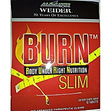 WEIGHT LOSS Dietary Supplement Burn Slim - 10 Tablets