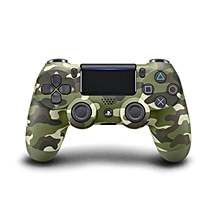 LEBAIQI Bluetooth Wireless PS4 Controller for PS4 Vibration Joystick Gamepad PS4 Game Controller Color:Army green camouflage