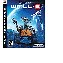PS3 Game Wall E