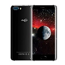 AllCall Rio 5.0-Inch Android 7.0 Dual Rear Cameras 1GB RAM 16GB ROM MT6580A Quad-Core 3G Smartphone Black