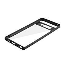 CO Phone Case For Samsung Note 8 TPU Silicone Scratch Resistant Protecting Cover-black