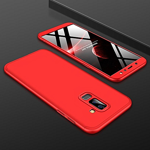 quality design 89e2f 9266f Case For Samsung Galaxy A6 Plus 2018 Case 360 Degree Full Body Protection  Cover Coque For Samsung Galaxy A9 Star Lite Cases