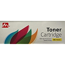 Toner CF402A Yellow Toner Cartridge Compatible For HP