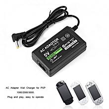 Wall Charger AC Adapter Power Supply Cord for Sony PSP 1000/2000/3000 EU Plug