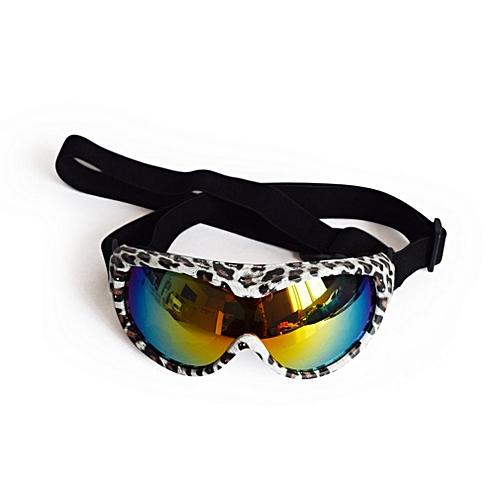 fdd38c659b6 Allwin Attractive Pet Dog Sunglasses Sun Glasses Eye Wear Protection Dress  Up multi-color leopard print   Best Price
