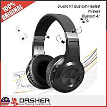 Bluedio HT Wireless 4.1 HD Headphone Overhead Music-Bluetooth Multimedia Earphone