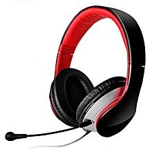 Edifier K830 Headphones with Microphone (BLACK) SWI-MALL