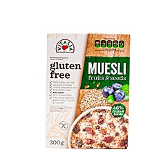 Muesli Seeds & Fruits - 300g