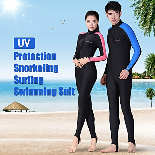4e0607ece3 Generic Men Full Body Diving Swimming Surfing Spearfishing Wet Suit UV  Protection Snorkeling Surfing Swimming Suit