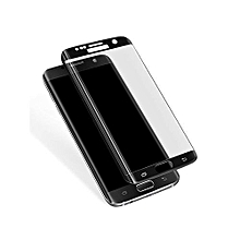 Galaxy S7 Edge Full Screen HD Clear Curve Tempered Glass