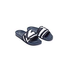 Boy Navy Blue Slippers