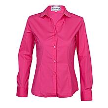 Ladies Shirt - Magenta.