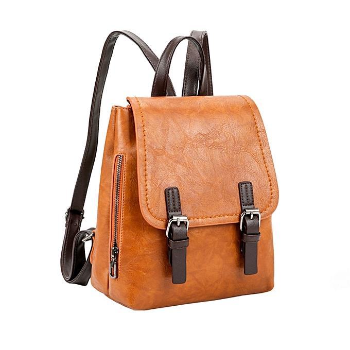 guoaivo Women Backpacks Vintage College wind Girls School Bags Girls Women  Backpack BW 573c8a82a7