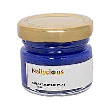 Acrylic Paint For Nail – Electric Blue