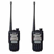 BAOFENG CT-3 Walkie-Talkie Dual Band/Watch/Reception 5W 128CH Two Way Radio 1 Set (2 Pcs)