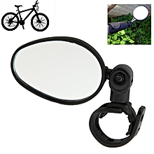 Bike Rearview Mirror, Round Bicycle Handle