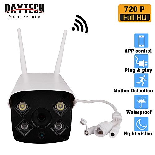 IP Outdoor WiFi CCTV Camera Outdoor Camera Wireless Waterproof 720P/1080P  Night Vision Phone App Android IOS Remote Control (720P