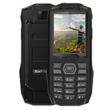 Blackview BV1000 Rugged Phone, IP68 Waterproof Dustproof Shockproof, 3000mAh Battery, 2.4 inch, FM, Bluetooth, Network: 2G, Dual SIM (Green)