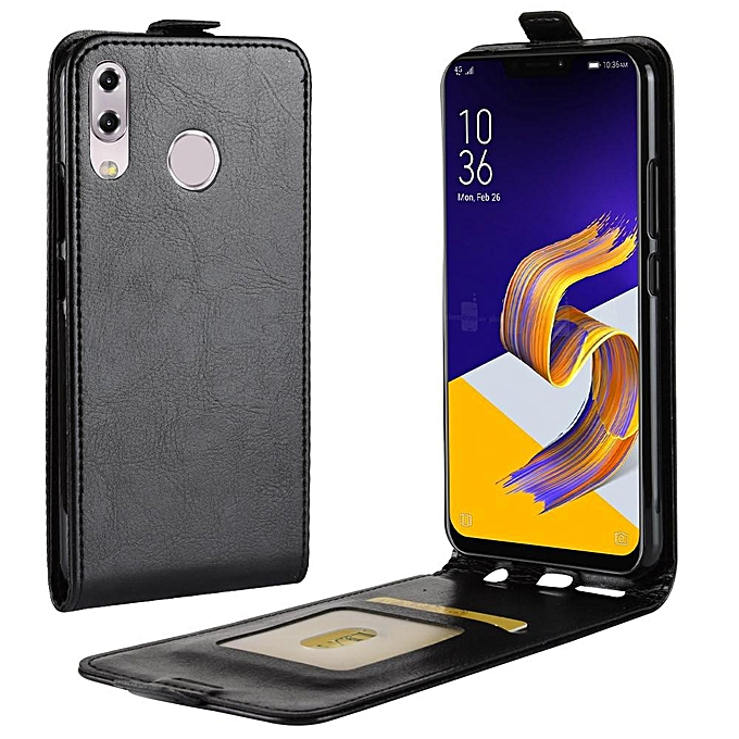 wholesale dealer 13676 e2980 PU Leather Flip Cover Case for Asus Zenfone 5 ZE620KL