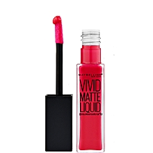 Lip Color Sensational Vivid Matte Lipstick - 35 Rebel Red