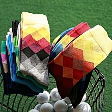 5Pairs Set Cotton Happy Socks