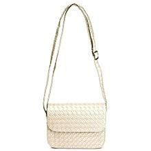 Women's Leather Shoulder Bag Satchel Handbag Tote Purse Hobo Messenger Small