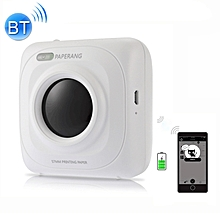 PAPERANG P1 Portable Bluetooth Printer Thermal Photo Phone Wireless Connection Printer