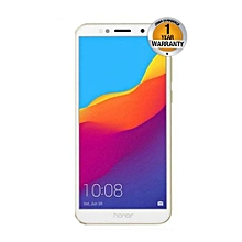 "Honor 7 S - 5.45"" - 16GB - 2GB RAM - 13MP Camera, 4G (Dual SIM) Gold"