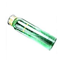 500ML Glass Water Bottle -Green