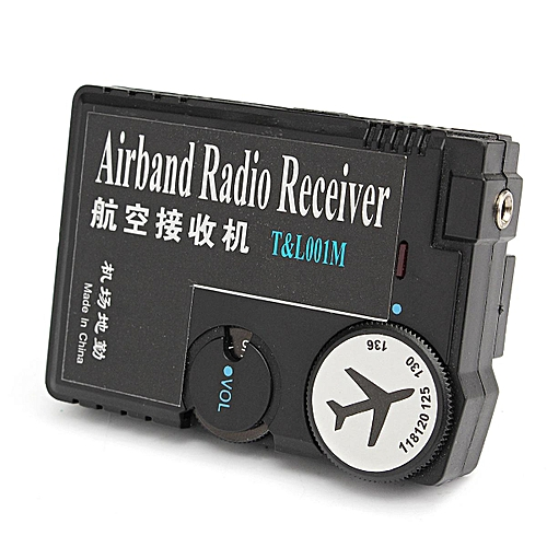 118MHz-136MHz air band radio, aviation band receiver