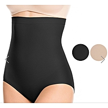 Seamless tummy control shaper/waist slimming shaper panty