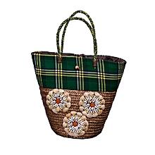 African Bag - Green