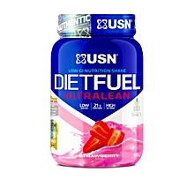 Diet Fuel Ultralean Bag - 900g - Strawberry