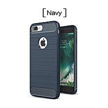 Luxury Carbon Fiber Phone Cases For iPhone 5 SE Case Soft Anti-Knock Anti-Skid Cover For iPhone 5S Case Capa Coque