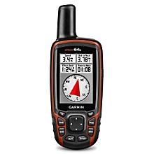 GPSMap 64s GPS Handheld - Black And Brown