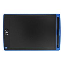 8.5 Inches LCD Screen Writing Pad Digital Drawing Pad Handwriting Board-blue