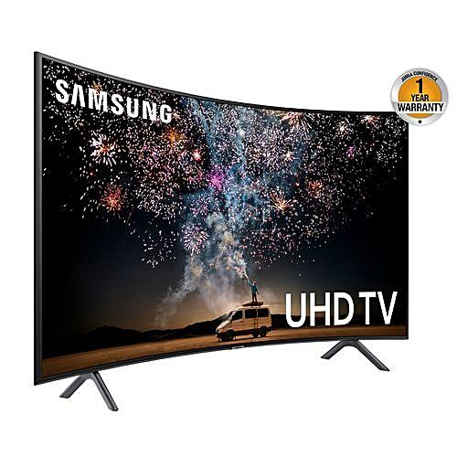 """65NU7300  - 65"""" - UHD 4K Curved Smart TV  - Series 7 - Black"""