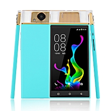 5inch Perfume Smartphone MTK6580 Quad-core Rotating Camera Women Gilrs Phone-green